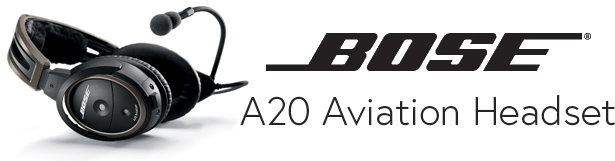 Bose A20 Aviation Headset Frequently Asked Questions